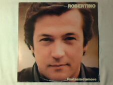 ROBERTINO Fantasia d'amore lp RARISSIMO COME NUOVO VERY RARE LIKE NEW!!!