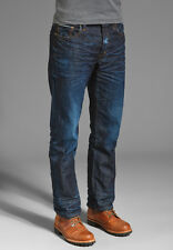 NWT PRPS Goods Co JAPAN Rambler SKINNY Men Jeans 33 x 32 SELVEDGE BLUE $250