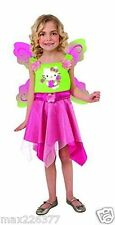 NEW Hello Kitty Butterfly Fairy Costume WINGS Child 4-6 yrs ⭐