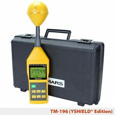 YSHIELD® Edition | Tenmars meter TM-196 | HF | Electrosmog