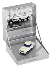 Modellauto 1:43 Sondermodell 50 Jahre Mercedes-Benz Pagode W113 230SL elfenbein