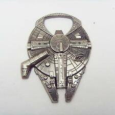 Collector Gifts Novelty Star Wars Millennium Falcon Metal Alloy Opener Bottles