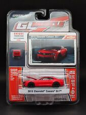 Greenlight 1/64 2013 Chevrolet Camaro ZL1 with tools