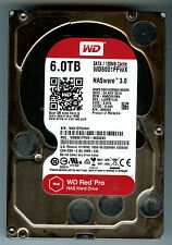 Disque dur Western Digital HDD NAS 6TO RED PRO WD6001FFWX SATAIII / Garantie