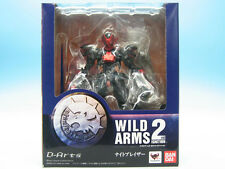 D-arts Wild Arms 2nd Ignition Knight Blazer Action Figure Bandai