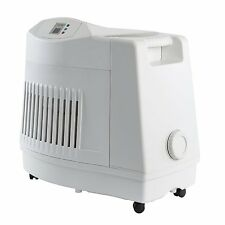 AIRCARE MA1201 Whole House Console Style Evaporative HUMIDIFIER, White