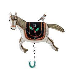 Allen Designs p1602-sparisci Cavallino Cavallo Orologio