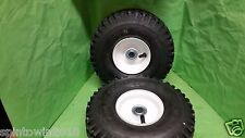2 Pack Snapper Mower Wheels Front Assembly 7052268 7052267 7050618