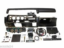 1970 CHEVELLE SS DASH KIT TACH GAUGES RADIO WITH AIR COND COMPLETE EL CAMINO