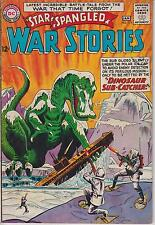 Star Spangled War Stories 112 - 1964 - Dinosaurs - Fine +
