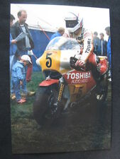 Photo Toshiba Honda RS500 1986 #5 Boet van Dulmen (NED) #1