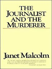 The Journalist and the Murderer by Janet Malcolm (2015, MP3 CD, Unabridged)