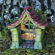 Miniature Fairy Door  Copper Fairy Door #17366/ Fairy/Faerie Garden