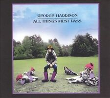 All Things Must Pass, George Harrison, Very Good Extra tracks, Original recordin