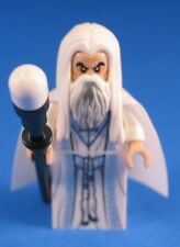 LEGO® LORD OF THE RINGS™ 10237 SARUMAN with RARE Slope Leg design Cape & Staff