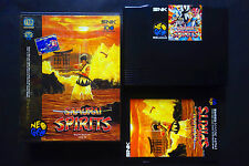 SAMURAI SPIRITS SNK Neo Geo AES USED/Good.Condition JAPAN