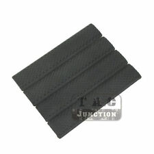 """Tactical KeyMod 6.25"""" Rubber Rail Covers Textured Soft Anti Slip Covers 4 Pack"""