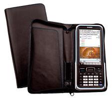 Schutztasche passend für Casio Classpad CP400 Grafikrechner Kunstleder schwarz