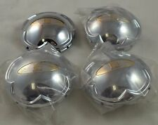 Baccarat Wheels Chrome Custom Wheel Center Cap Caps Set 4 (1) New on Shelf!!