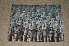 SAMANTHA ALLEYNE signed Autogramm 20x25 IP STAR WARS FIRST ORDER STORMTROOPER