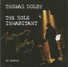 The Sole Inhabitant [CD/DVD] [Slipcase] by Thomas Dolby (CD, Jun-2008) Signed