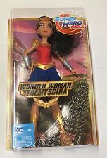 DC Super Hero Girls Wonder Women of Themyscira Doll ~new