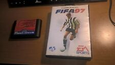 LOTTO 2 GIOCHI FIFA 97+ COLLECTION 6  SEGA MEGA DRIVE VINTAGE  RETROGAMES