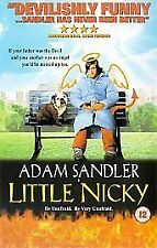 Little Nicky [VHS] [2000], Good VHS, Robert Smigel, Jonathan Loughran, Steven Br
