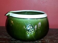 Gustavsberg Vardag Beautiful Large Mid Century Bowl with Pour Spout