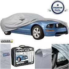 Sumex Cover+ Waterproof & Breathable Full Protection Car Cover for Seat Exeo ST