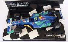 F1 1/43 SAUBER C23 PETRONAS MASSA 2004 MINICHAMPS