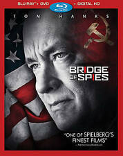 Bridge of Spies (Blu-ray/DVD, 2015) Like New Movies for a Penny! FREE SHIPPING!