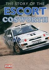 The Story of  the Escort Cosworth (New DVD) Ford RS