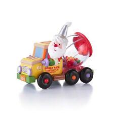 """2013 Hallmark """"Santa's Sweet Ride"""" Ornaments - 7th In Series - Truck - QX9032"""