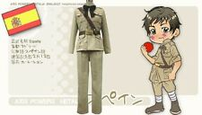 APH Axis Powers Hetalia Spain Cosplay Costume