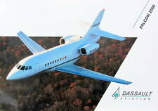 1997  DASSAULT AVION MYSTERE FALCON 2000 CATALOGUE AVIATION