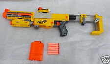 NERF N strike Elite - RECON CS-6 PUMP ACTION classic - dart gun buzzbee sniper