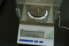 Mettler Toledo  digital lab scale balance analytical AB104 delta range 110g 0. 5