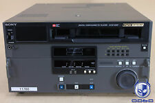 Sony Digital Betacam DVW-522P Digital Videocassette Player (no.9)