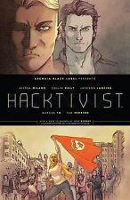 Hacktivist by Collin Kelly, Jackson Lanzing and Alyssa Milano (2014, Hardcover)