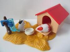 Playmobil 2 cobayas & Hutch-Dollshouse Mascotas/animales de granja Set Nuevo