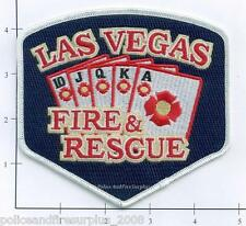 Nevada - Las Vegas Fire and Rescue NV Fire Dept Patch