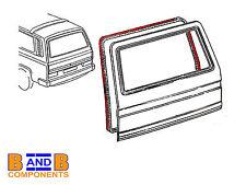 VW T25 TRANSPORTER CAMPER VAN TAILGATE RUBBER SEAL 255829193 A481