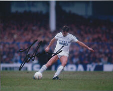 Glenn HODDLE SIGNED Autograph 10x8 Photo AFTAL COA SPURS Tottenham Hotspurs