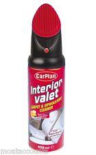 Car Plan Interior Valet Carpet and Upholstery Cleaner [KLP400] Dry Foam Brush