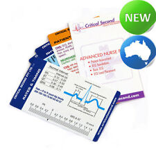 Advanced Nurse Pack Reference Cards for Nurses l Doctor l Students Drug Cards