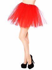 Adult Ballet Dancewear Ladies Girls Tutu Pettiskirt Princess Fancy Dress Party