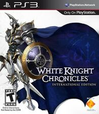 White Knight Chronicles - International Edition - Playstation 3 Game