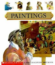 Paintings (A First Discovery Art Book)