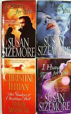 4 PBs PRIME Series 1st 4 SUSAN SIZEMORE Paranormal For You:I Burn/I Thirst++
